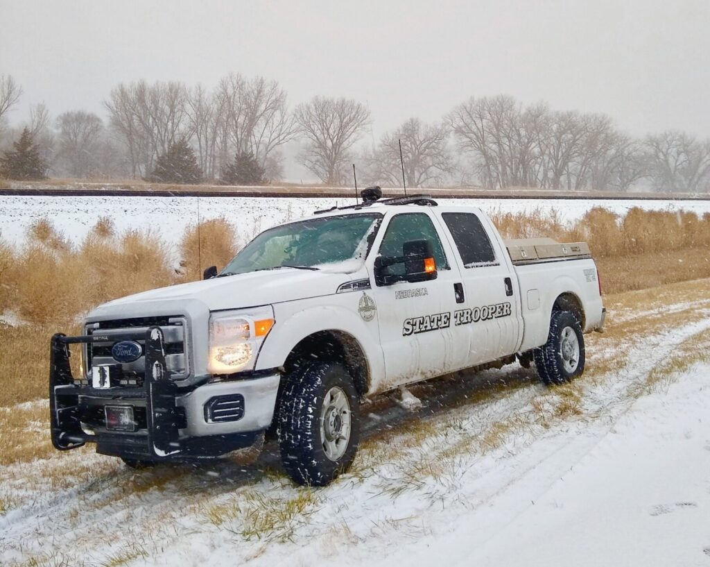 Two-Week Campaign Concludes New Year's Day, NSP Troopers Remain Busy On Nebraska Roadways