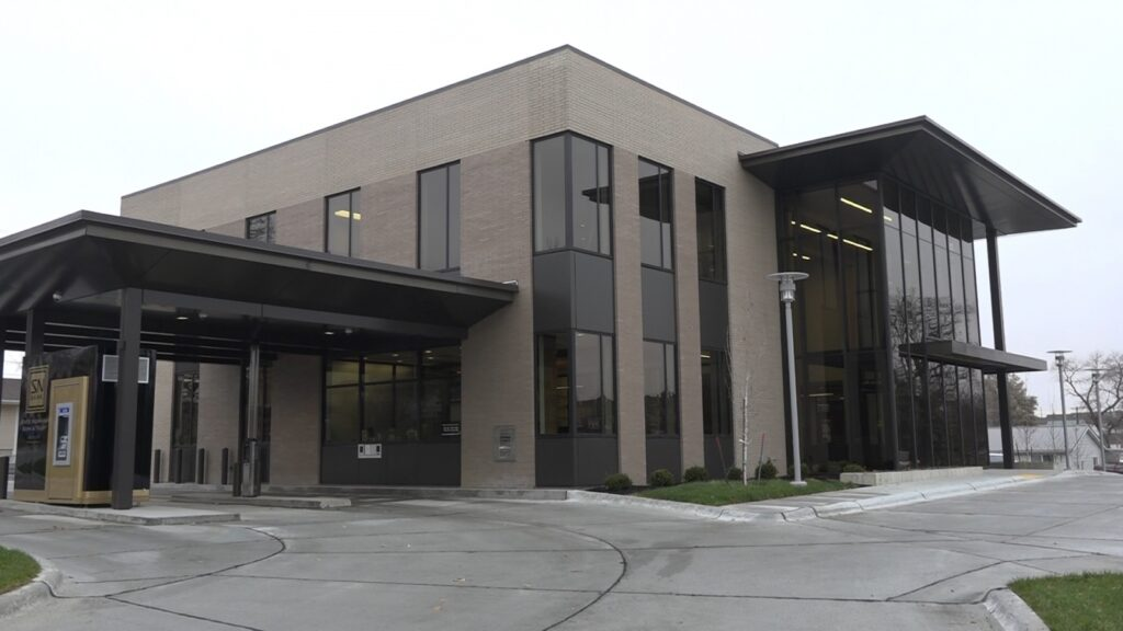 New Campus Branch Open, Community Invited To Use Gym By Contacting State Nebraska Bank & Trust