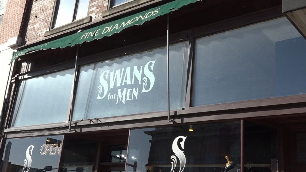Swans For Men Hosts Chamber Coffee