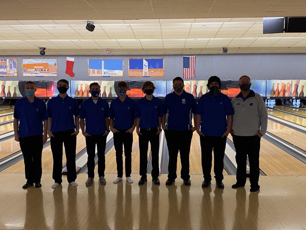 Wayne High Boys Bowling Tops Norfolk Catholic/Lutheran High Northeast In Home Dual