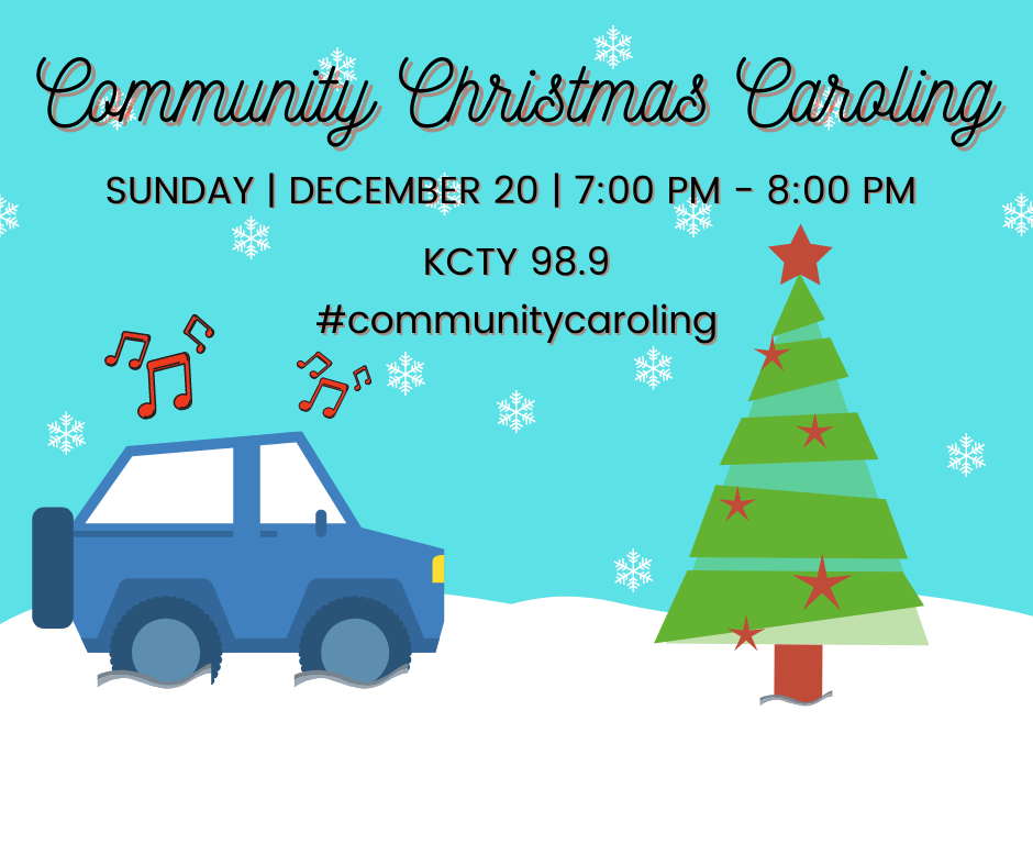 All Are Welcome To Participate In Virtual Community Christmas Caroling Sunday