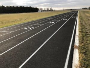 Anselmo-Merna School District Awarded $21,000 Grant for Track Renovation Project