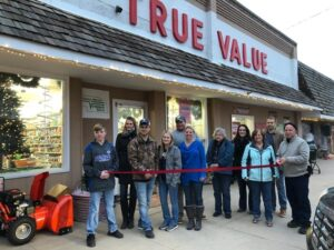 From New Owner To New Chamber Member; Callaway True Value Joins Callaway Chamber
