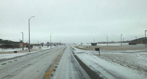 Nebraska Department of Transportation and Nebraska State Patrol Cautions Drivers as Latest Storm Impacts State