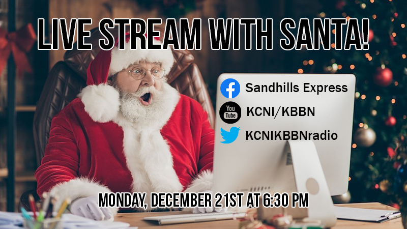 Virtual Q&A With Santa And Mrs. Claus Tonight At 6:30 PM! Join Us!