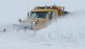 Winter storm warning in effect until midnight Tuesday night for Custer County