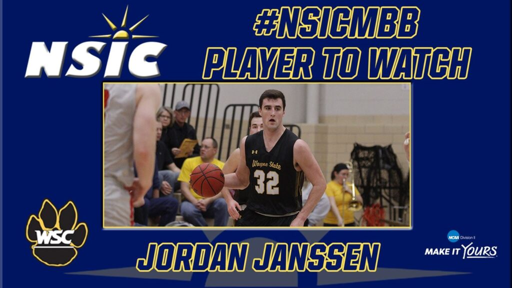 Wildcat Men Tabbed Eighth In NSIC Preseason Poll, Janssen Listed As Player To Watch