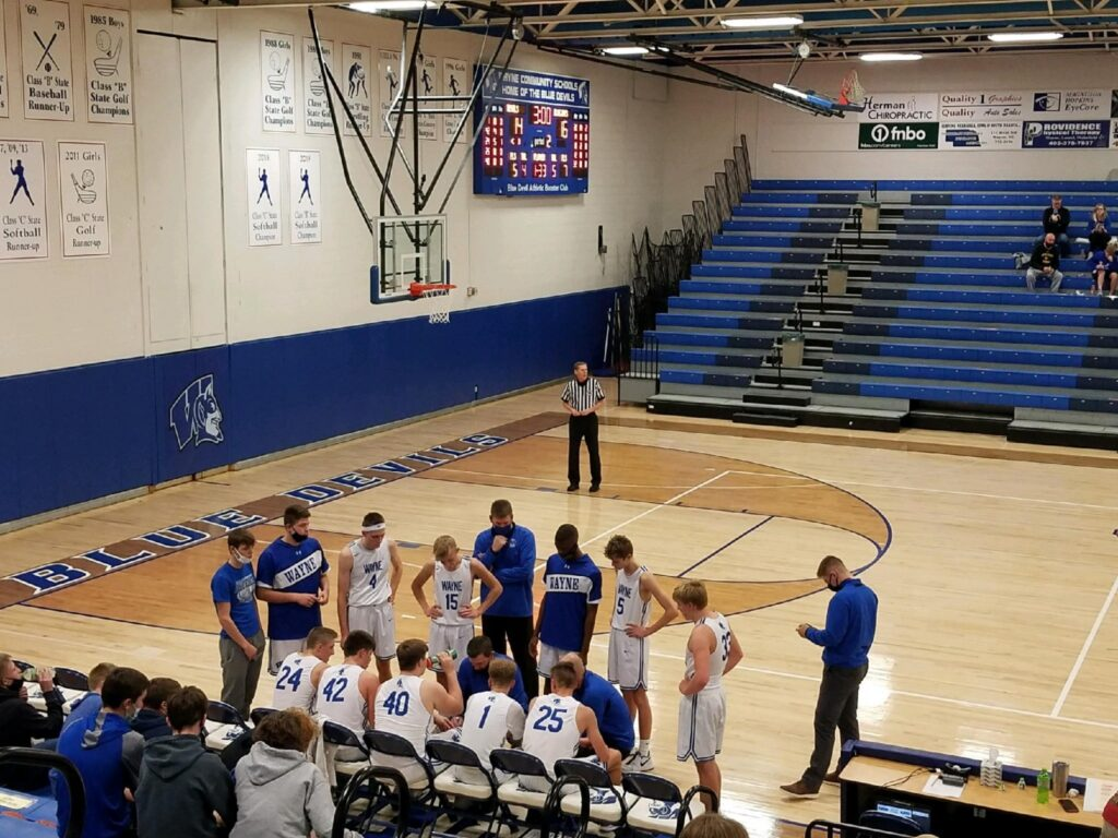 GACC Girls Dominate, Wayne Boys Use Solid Fourth Quarter Defense To Hold On For Home Victory