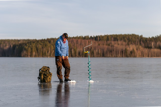Fishing Safely On First Ice; NGPC Discover Ice-Fishing Clinics Coming In January
