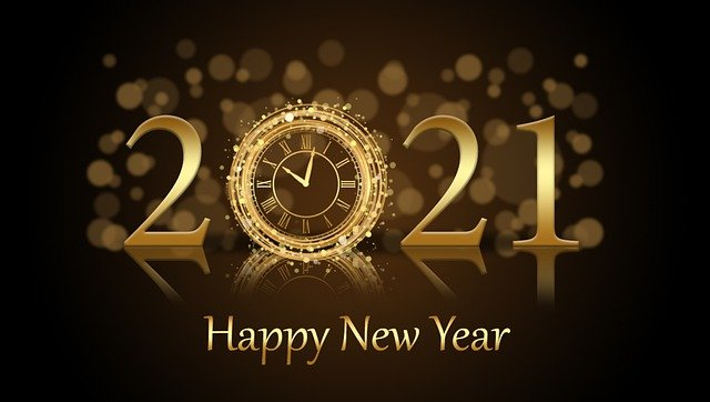 Happy New Year From The Staff At KCNI/KBBN!