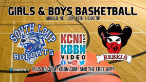 Central Nebraska's Sports Source Presents Coverage of High School Basketball - South Loup vs ALC