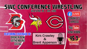 SWC Wrestling Tournament Scheduled for Saturday - Coverage on Central Nebraska's Sports Source