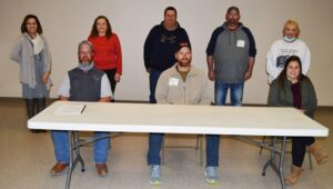Dawson County Extension Board Elects Officers For 2021
