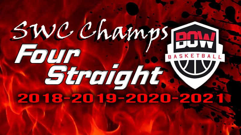 Broken Bow Girls Win Fourth Straight SWC Championship
