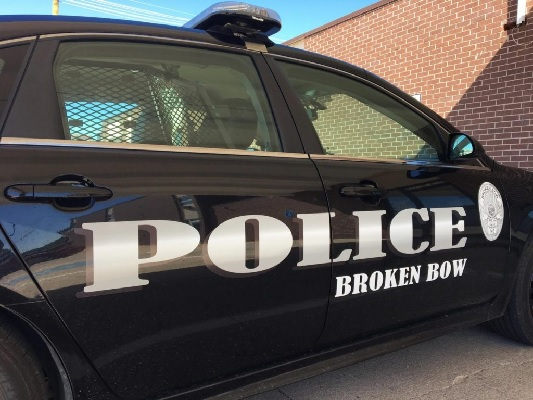 Broken Bow PD Drive Sober Or Get Pulled Over Campaign Wraps Up 2020