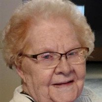 Funeral Services for Doris Garrett, age 89