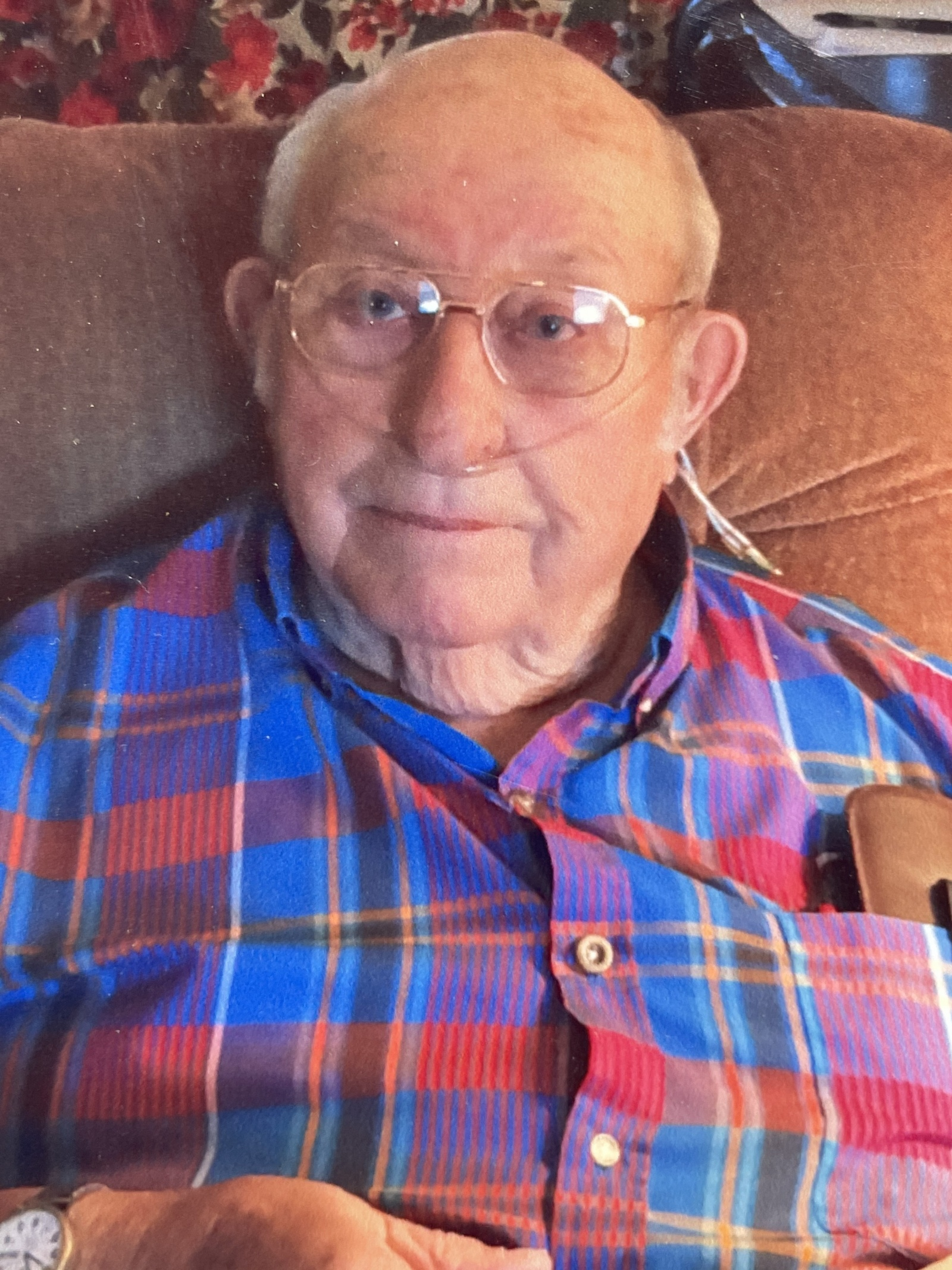 Funeral Services for Harlan Monroe, age 92