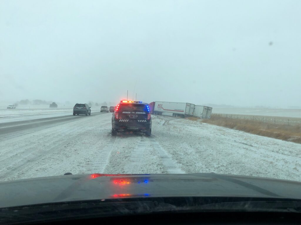Troopers Respond To Over 170 Weather-Related Incidents