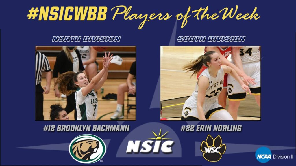 Norling Named NSIC South Division Player Of the Week