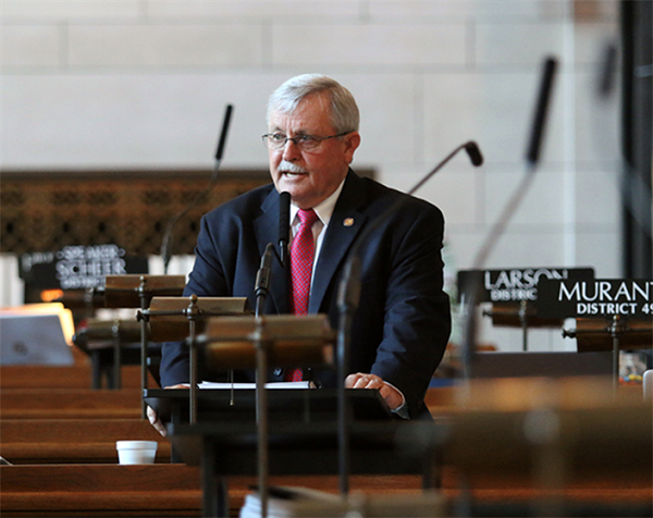 Sen. Steve Erdman Pushing For Elimination Of Property, Income, And Corporate Taxes