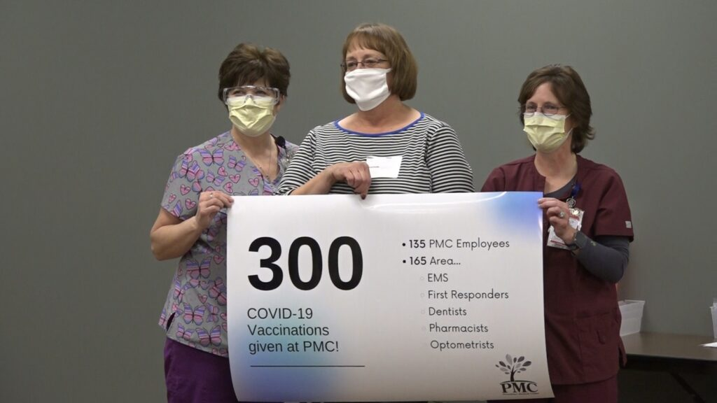 Providence Medical Center Issues 300th COVID Vaccine