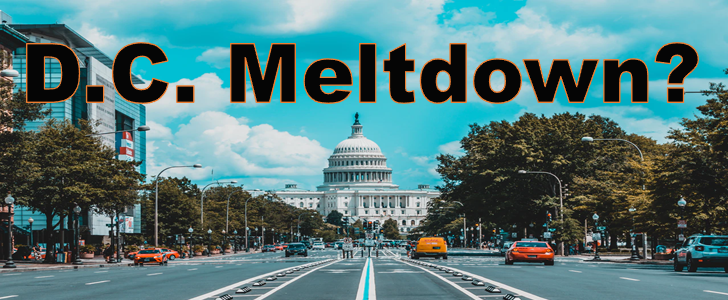 Washington, D.C. on Lock-down As Inauguration Nears