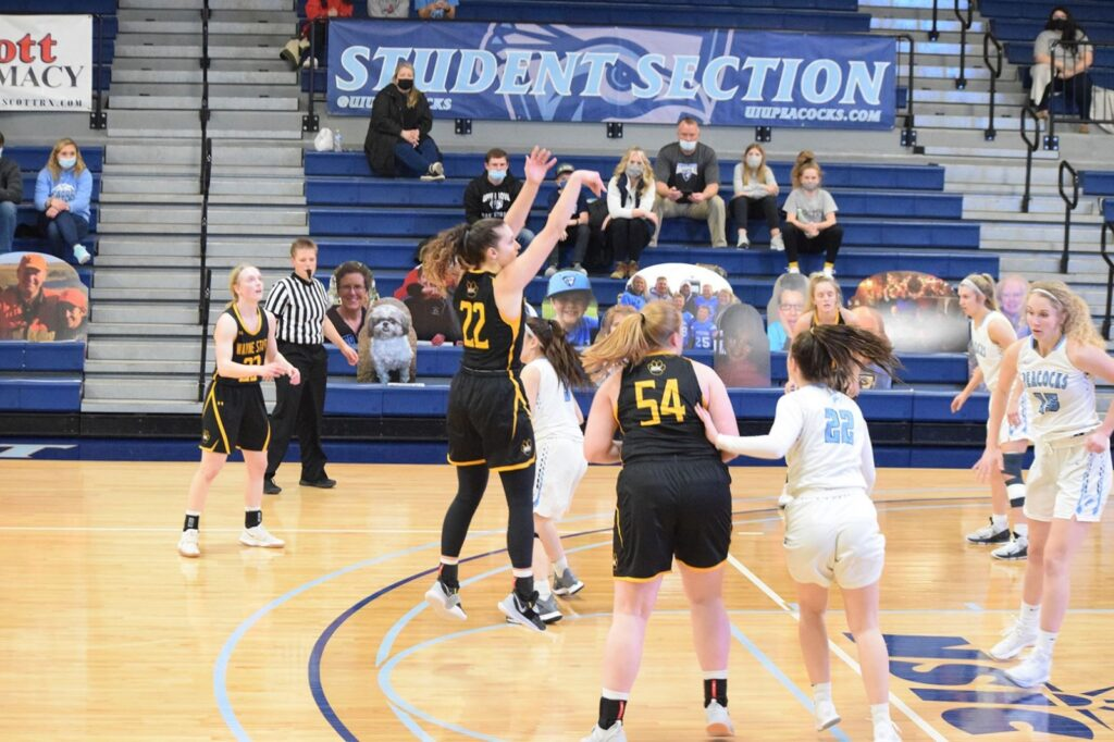 First Half Margin Enough For Wayne State Women's Road Victory