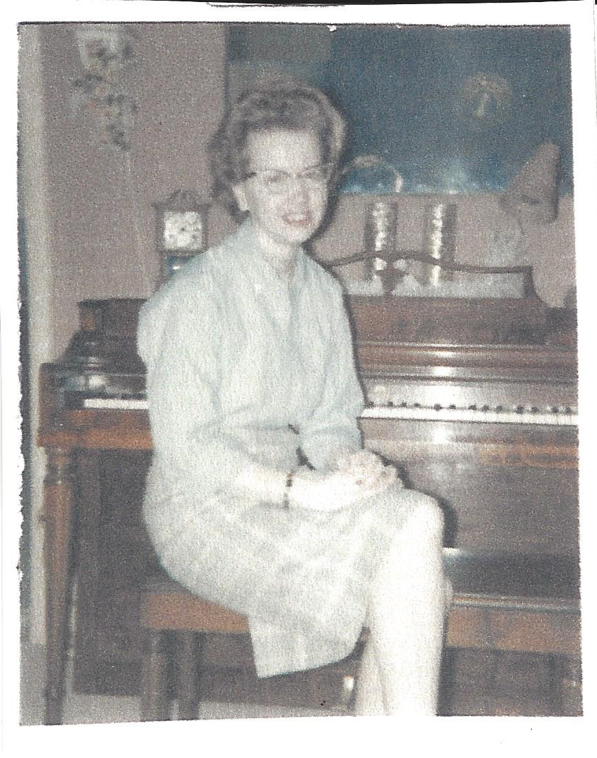 Funeral Services for Willa Mae Curlee, age 91