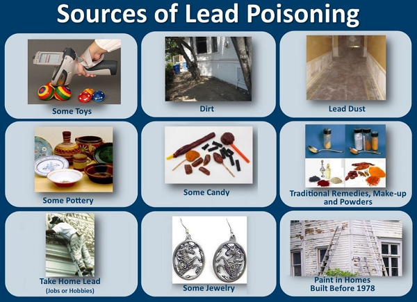 EPA: Lead Can Be In Wide Variety Of Products, Learn How You Can Keep Your Family Safe