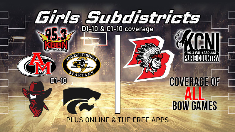 Girls Sub District Basketball