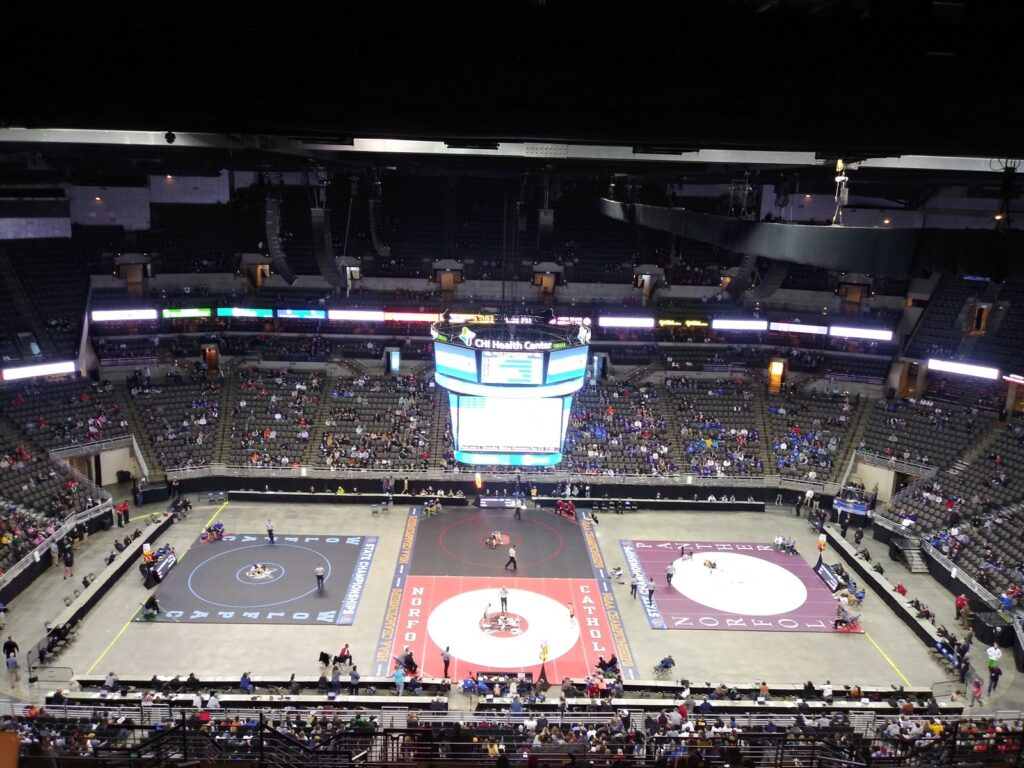 Final Results Area From Class B/C State Wrestling Championships