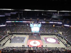 Class B State Wrestling - Broken Bow Team Claims Three Medals - Lathan Duda to Wrestle for the 195 lb. Championship