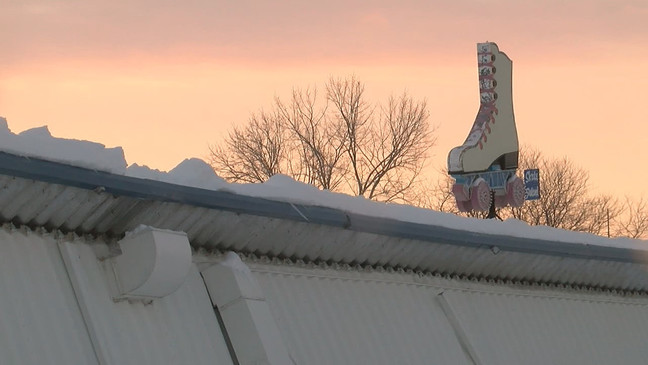 NTV: Roof collapse may mean last skate for Skate Island