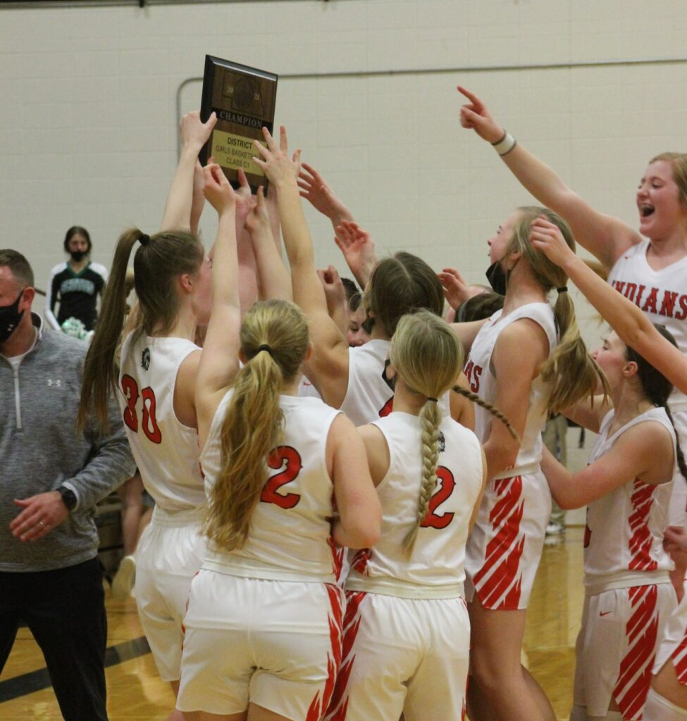 Girls District Finals – Broken Bow and Mullen Advance to State Tournament