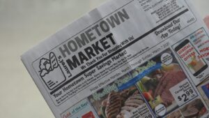 Change Of Ownership From Gary's Food Town To Laurel's Hometown Market On March 1
