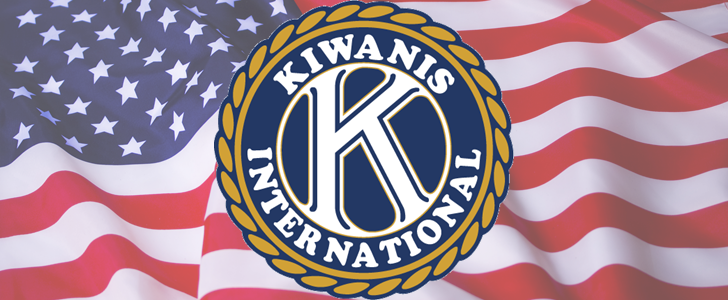 WAYNE KIWANIS KICKS OFF LOCAL FLAG FUNDRAISER
