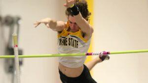 Wildcat Men's Indoor Results, Women In Action Saturday
