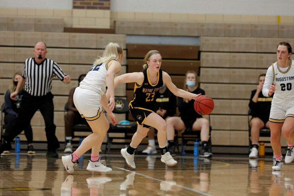 Wayne State Women End Season With Home Loss To Augie