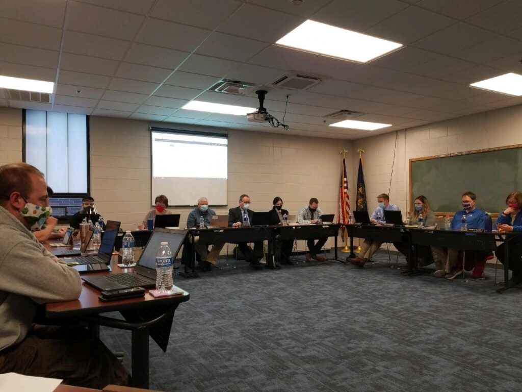 Wednesday 2 PM Dismissals To Begin Next School Year, Action Items Approved