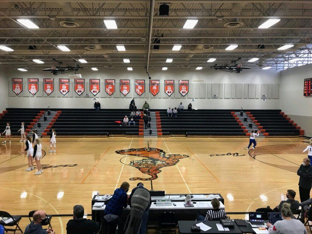 Friday Area High School Basketball Scores
