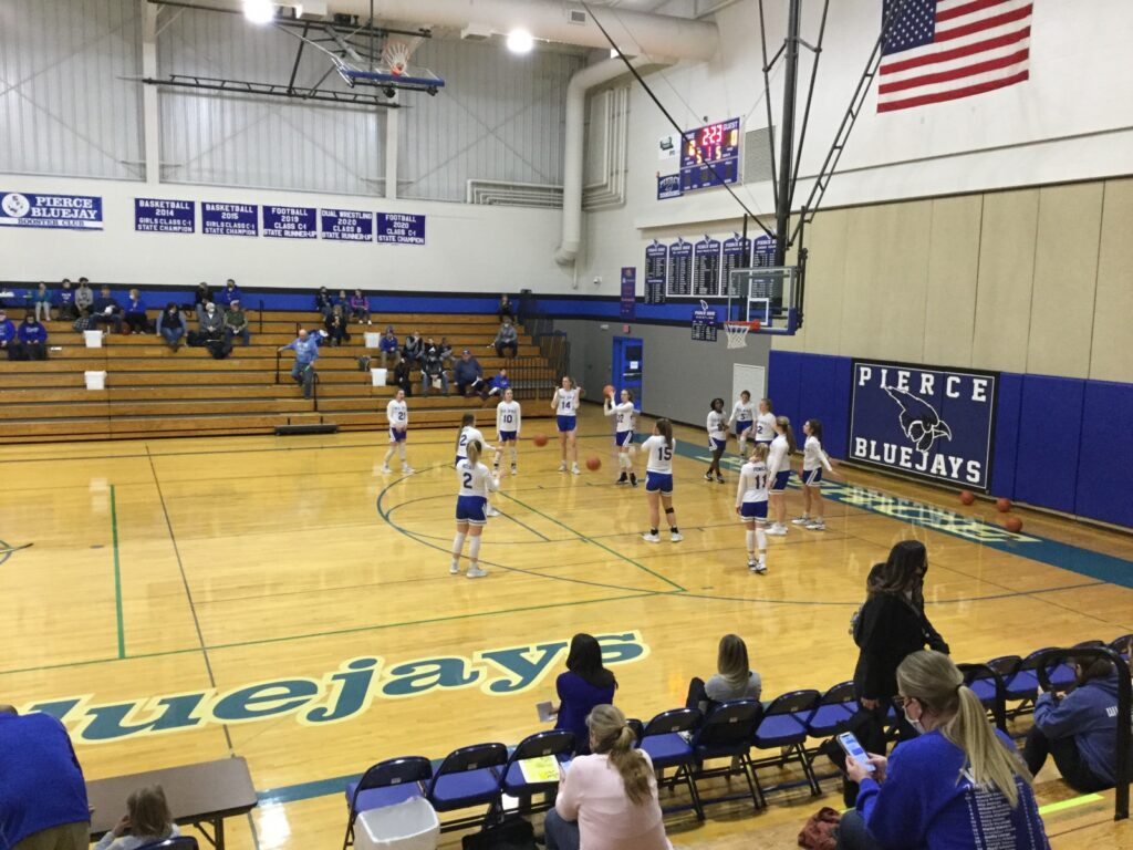 Blue Devil Girls End Season With Subdistrict Semifinal Loss