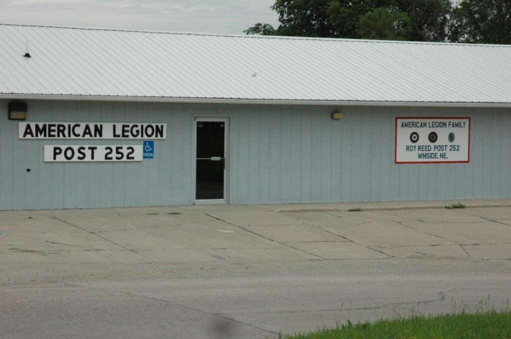 Several Agenda Items To Be Addressed Saturday At The Legion Hall