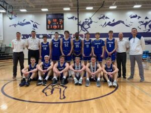 Blue Devil Boys Hold Ogallala To Season Low In Scoring, Second Straight Tournament Appearance
