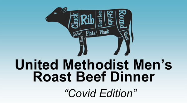UMC Men's Roast Beef Dinner February 28