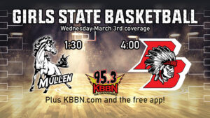 Broken Bow and Mullen Begin Play at Girls State Tournament Today