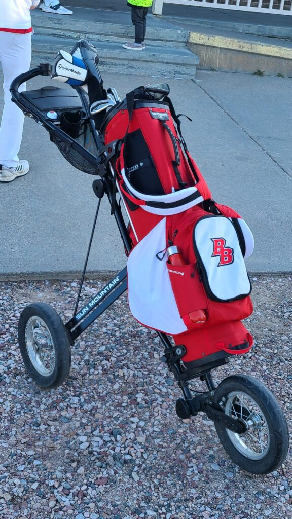 Broken Bow Boys Golf Team Places 4th at North Platte