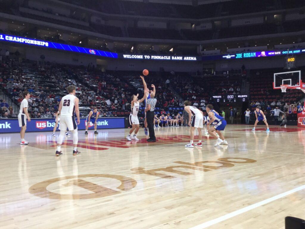 Blue Devil Boys Basketball Semifinal Carried On KCTY