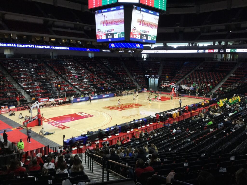 Championship Saturday For Girls State Basketball, C2 Finals Carried On KTCH