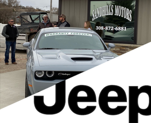 Sandhills Motors Company Makes Move to New Location; Jeep Vehicles Also To Be Offered