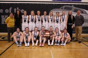 Mullen Girls Finish Third at State Tournament